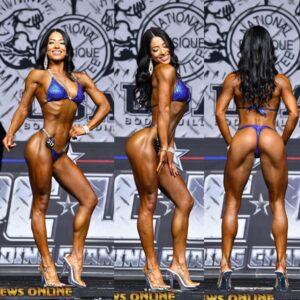 USA Physique Bikini Athlete Valerie Ocano