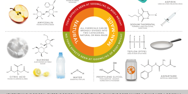 What makes a chemical TOXIC?